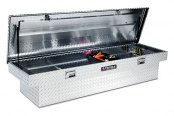 Lund® - Ultima™ Brite Single Lid Crossover Brite Tool Box