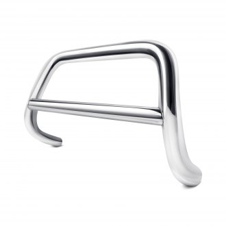 "Luverne® - 4"" Polished Bull Bar w/o Skid Plate"