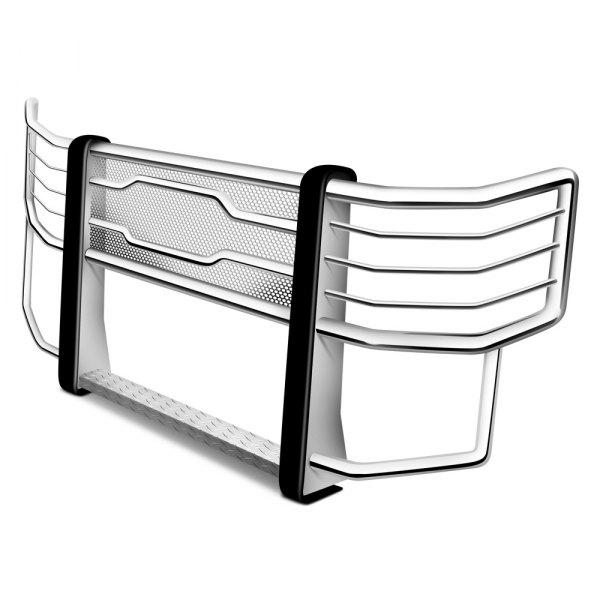 Luverne® - Prowler Max™ Polished Grille Guard Ring/Upright Assembly