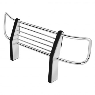 Luverne® - Tubular Wraparound Chrome Grille Guard