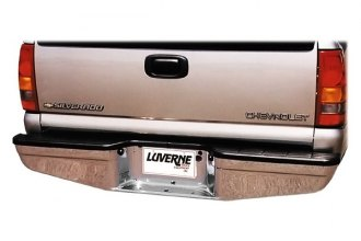 "Luverne Truck Equipment® - 6"" Chrome Step Bumper"