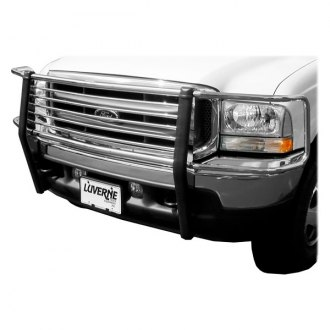 Luverne® - Chrome Wraparound Grille Guard