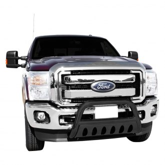 "Luverne® - 3"" Black Bull Bar Assembly - without skid plate"