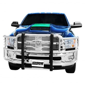 Luverne Truck Equipment® - Stainless Steel Prowler Max Heavy-Duty Grille Guard