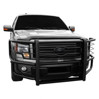 Luverne® - Black Prowler Max Heavy-Duty Grille Guard