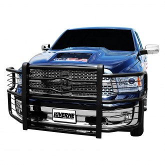 Luverne Truck Equipment® - Black Prowler Max Heavy-Duty Grille Guard