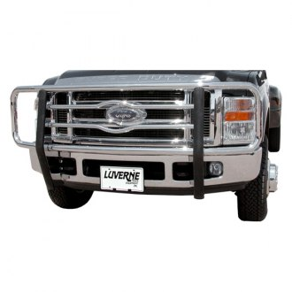 "Luverne Truck Equipment® - 2"" Chrome Grille Guard Ring"
