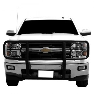 "Luverne Truck Equipment® - 2"" Black Grille Guard Ring"