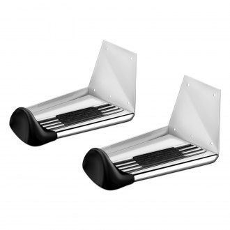 Luverne® - SST™ Box Section Polished Side Entry Steps