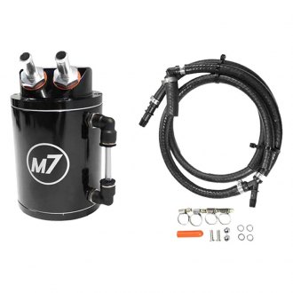 M7 Speed® - Exact-Fit Oil Catch Can Kit