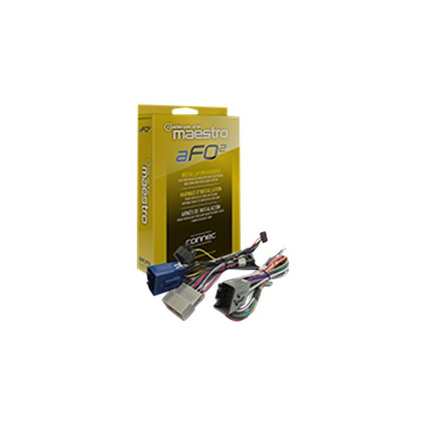 Maestro HRN-AR-FO2 Plug and Play Amplifier Harness for Ford Vehicles with Sony Audio