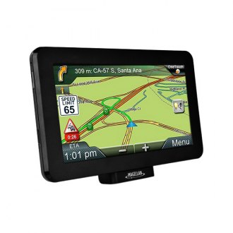 "Magellan® - RoadMate 7.0"" Touchscreen Vehicle GPS Navigator with Free Lifetime Map Updates"