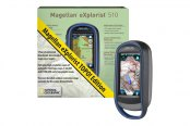 Magellan® - Vehicle Mount Kit For eXplorist 310, 350H, 510, 610, 710, GC, Pro 10