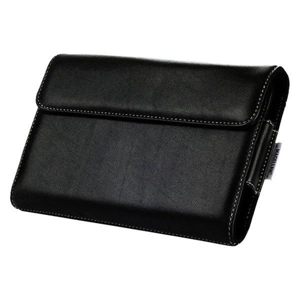"Magellan® - Leather Carry Case For 4.3"" and 4.7"" RoadMate and Maestro GPS Navigators"