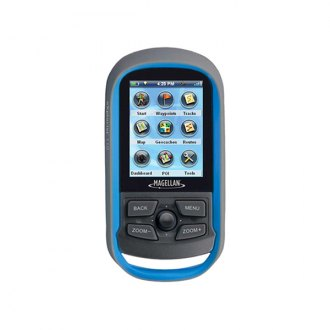 Magellan® - eXplorist 110 North America 2.2 Screen Handheld GPS Navigator