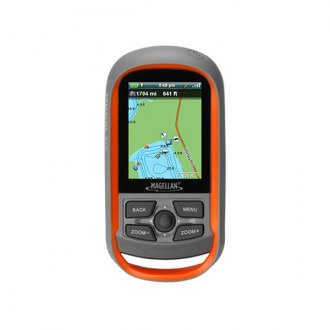 Magellan® - eXplorist 310 Angler Edition 2.2 Screen Handheld GPS Navigator With 3 Fishing Hotspots