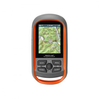Magellan® - eXplorist 310 Nat Geo TOPO! Special Edition Bundle 2.2 Screen Handheld GPS Navigator