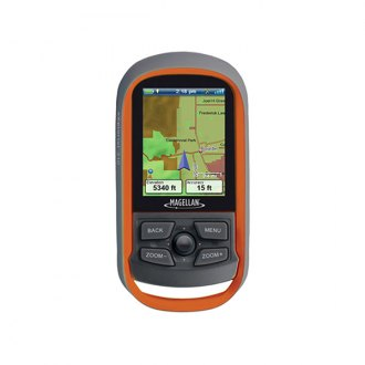 Magellan® - eXplorist 310 North America 2.2 Screen Handheld GPS Navigator