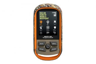 Magellan® - eXplorist 350H North America 2.2 Screen Handheld GPS Navigator