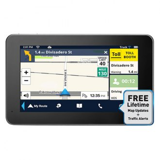 "Magellan® - RoadMate® 7"" Commercial Truck GPS Navigator with Lifetime Maps & Traffic Updates"