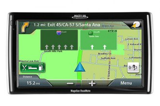 "Magellan® RM1700SGLUC - RoadMate 1700-LM 7"" Touchscreen Vehicle GPS Navigator With Lifetime Map Updates"