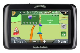 "Magellan® - RoadMate 2036 4.3"" Touchscreen Vehicle GPS Navigator with Lifetime Traffic Alerts"