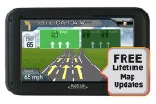 "Magellan® - RoadMate 2220-LM 4.3"" Touchscreen Vehicle GPS Navigator with Lifetime Map Updates"