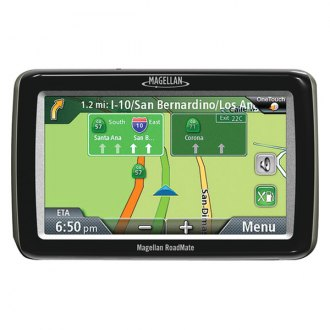 "Magellan® - RoadMate® 3030LM 4.7"" Vehicle GPS Navigator, Refurbished"