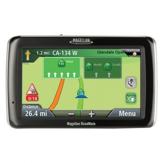 "Magellan® - RoadMate® 3045LM 4.7"" Vehicle GPS Navigator, Refurbished"