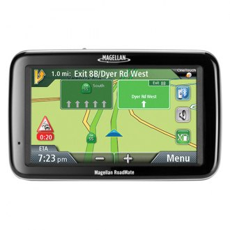 "Magellan® - RoadMate® 3065TLM 4.7"" Vehicle GPS Navigator, Refurbished"