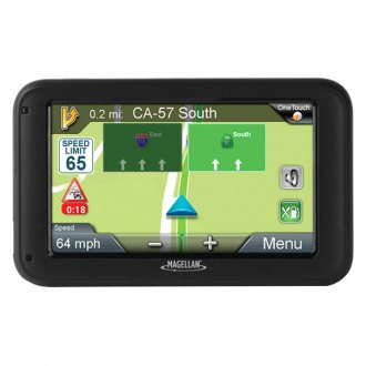 "Magellan® - RoadMate® 5235TLM 5"" Vehicle GPS Navigator, Refurbished"