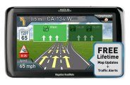 "Magellan® - RoadMate 5255T-LM 5"" Touchscreen Vehicle GPS Navigator"