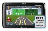 "Magellan® - RoadMate 5265T-LMB 5"" Touchscreen Vehicle GPS Navigator"