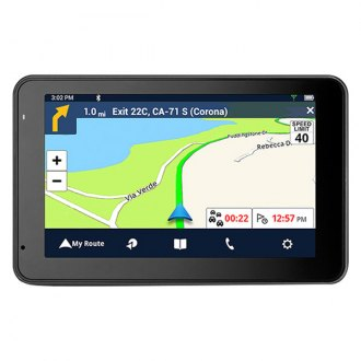 "Magellan® - RoadMate® 5465T-LMB 5"" GPS Device with Bluetooth® and Free Lifetime Maps and Traffic Updates"