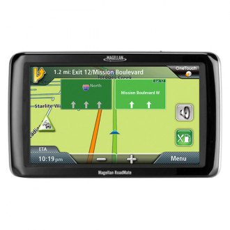 "Magellan® - RoadMate 9020T-LM 7"" Vehicle GPS Navigator, Refurbished"