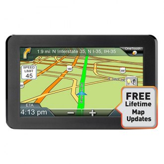 "Magellan® - RoadMate® 9400-LM 7"" Vehicle GPS Navigator with Free Lifetime Maps"