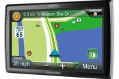 "Magellan® - RoadMate RV9145-LM 7"" Touchscreen Vehicle GPS Navigator"