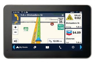 "Magellan® - RoadMate RV 9490T-LMB 7"" GPS Receiver with Free Lifetime Map & Traffic Updates"
