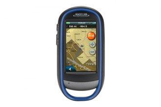 Magellan® - eXplorist 510 Hunter Bundle 3 Touchscreen Handheld GPS Navigator With Kirsch Trax Maps