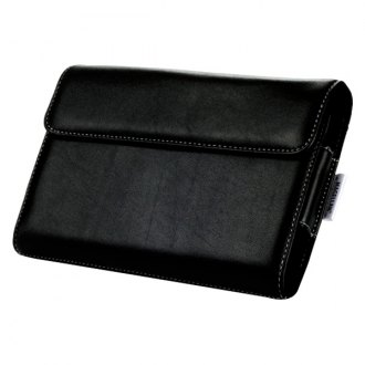 "Magellan® - Leather Carry Case For 5"" RoadMate and Maestro GPS Navigators"