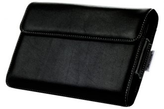 "Magellan® AN0106SWXXX - Leather Carry Case For 5"" RoadMate and Maestro GPS Navigators"