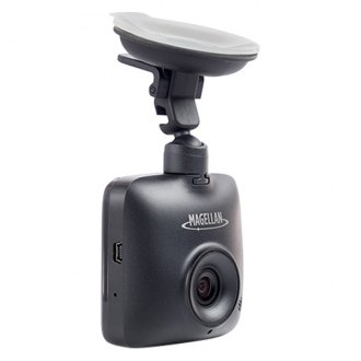 "Magellan® - MiVue™ 240 Series Dash Camera with Built-in 2.3"" Screen"