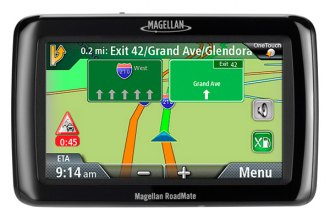 "Magellan® RM2036SGXUC - RoadMate 2036 4.3"" Touchscreen Vehicle GPS Navigator with Lifetime Traffic Alerts"