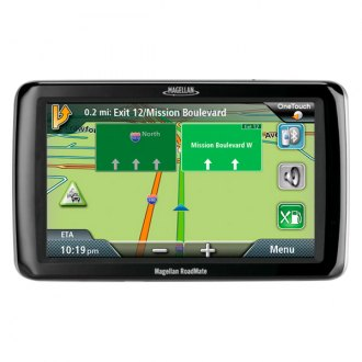 "Magellan® - RoadMate 9055 7"" Vehicle GPS Navigator, Refurbished"