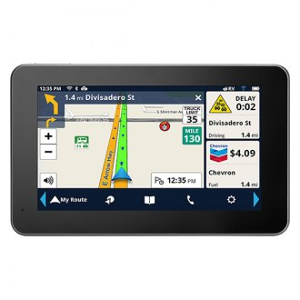 "Magellan® - RoadMate RV 9490T-LMB 7"" GPS Navigator with Free Lifetime Map & Traffic Updates"