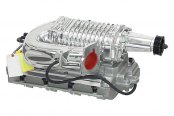 MagnaCharger® - MP112 Series Silver Supercharger