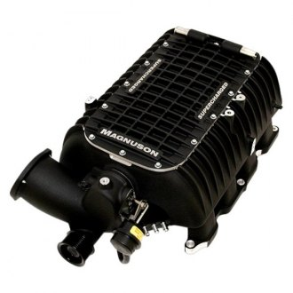 MagnaCharger® - TVS1900 Series Polished Supercharger Kit