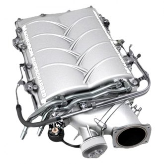 MagnaCharger® - TVS2300 Series Polished Heartbeat Supercharger Kit