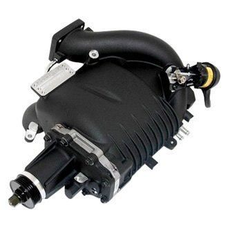 MagnaCharger® - M62 Series Polished Supercharger Kit