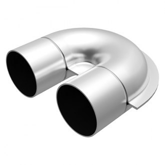 MagnaFlow® - Stainless Steel U-Pipe Transition